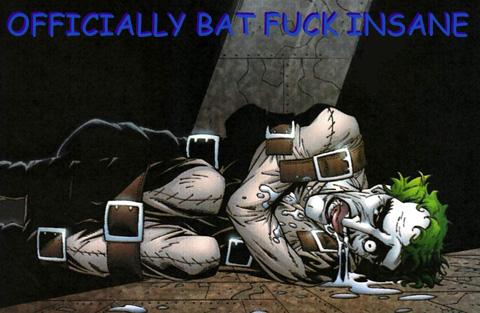 Bat Fuck Insane 45
