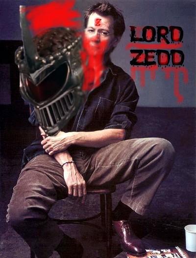 Mighty Morphin Power Rangers Lord Zedd