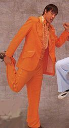 nasa orange suit pics about space