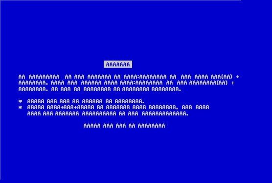 Blue Screen of AAAAA.jpg