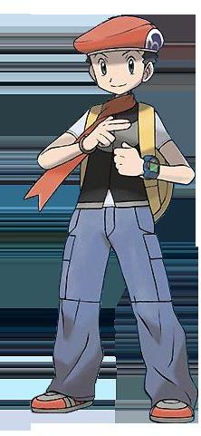 User Eiyuu Kou Unbooks The Adventures Of Lucas A Pokemon