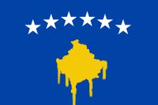 Tiedosto:Kosovo flag.jpg