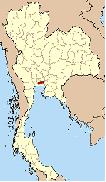 Розташування Королівство Тайланд