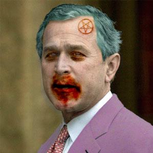Image:Evil zombie Bush.jpg