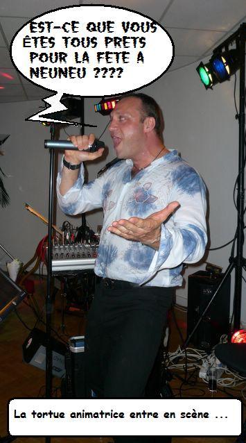 L'Homme-Tortue chante