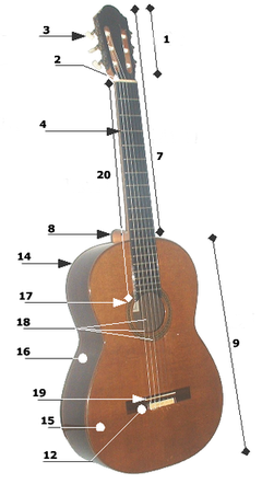 Partes desse instrumento