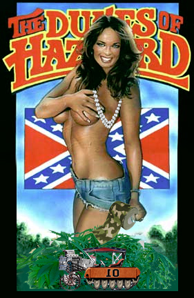 Girls hazzard dukes naked of
