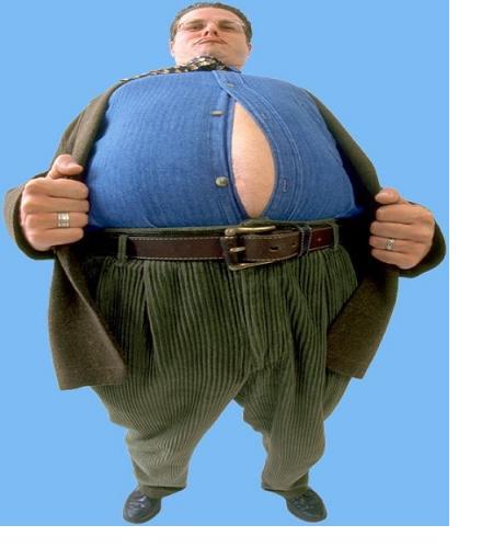 Fat Man On 52