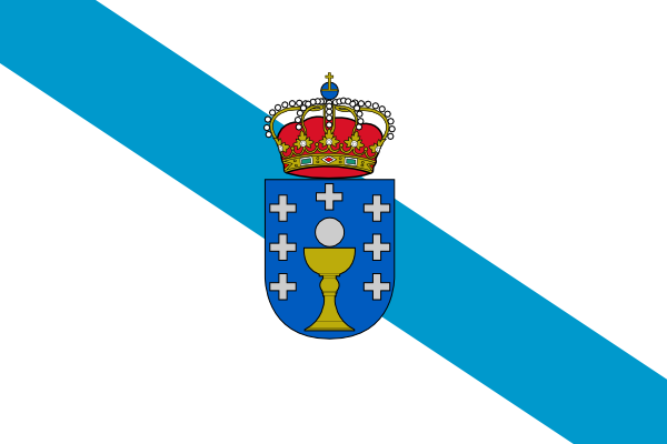 Ficheiro:Flag of Galicia.png