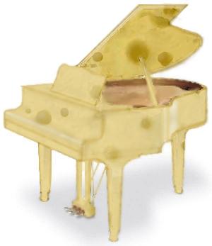 Cheese Piano