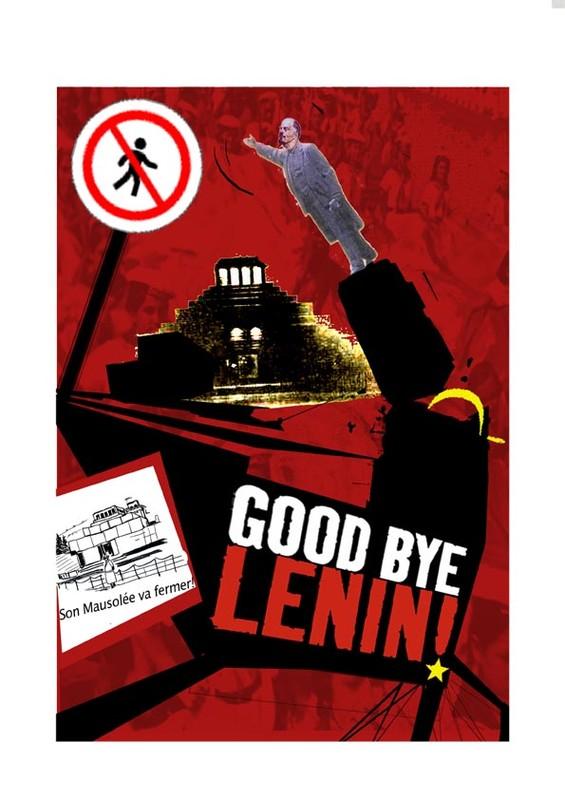 Lenin reiste.