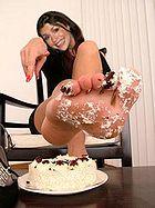 Pamela stacks the pornstar