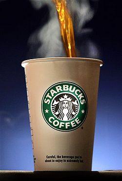 Amerikkalaisten käsitys kahvista.