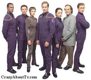 Trek space star suit enterprise