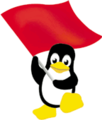 Tux red flag.png