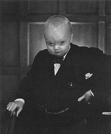 Winston, Aged Three