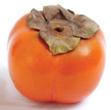 O caqui é uma fruta muito suculenta, inclusive você está morrendo de vontade de comer uma, não?
