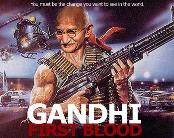 Gandhi - First Blood Part 1