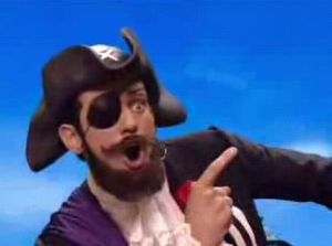 ROBBY ROTTEN AS A PIRATE.JPG