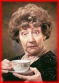 Drinking Tea Instead Of Coffee