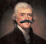 Thomas (Mother Fucking) Jefferson