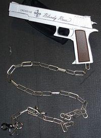 Bloody Mary Metal Ring Engrage