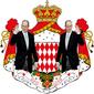Brasão de Armas de Mônaco
