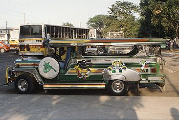Pokemon Jeepney