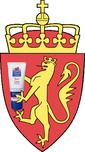 Brasão de Noruega