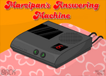 Marzipan Answering Machine Why Dont You Bake Us A Cake