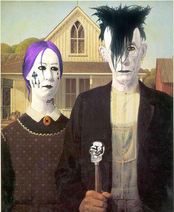 American Goths