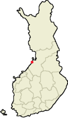 Location of Raahe in Finland.png