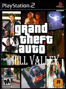 Grand Theft Auto: Hill Valley now in stores