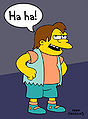 24818BP~The-Simpsons-Nelson-Haha-Posters.jpg