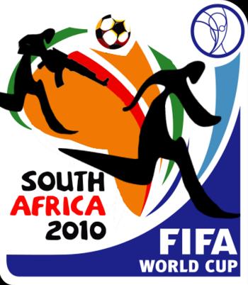 FIFA 2010 Logo - Armed Robbery Edition