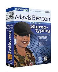 Mavis Beacon Teaches Stereotyping
