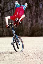 Kevytmoottoripyörä Huippunopeus