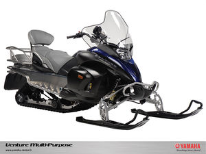 Yamaha Turbo Snowmobile
