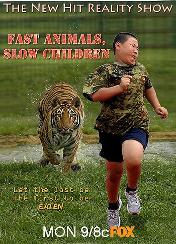 Fast Animals, Slow Children