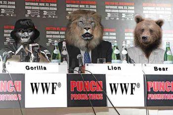 """WWF"" Press Conference"