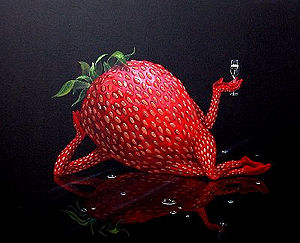 Sex for drugs strawberry