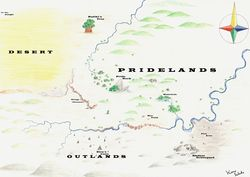 A Map of the Pridelands