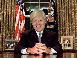 Boris Johnson House Of Commons