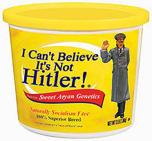 I Can't Believe It's Not Hitler!