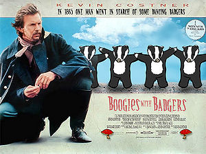 Boogies with Badgers
