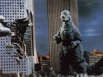 an analysis of a duel between godzilla and mechagodzilla Nonetheless, the battle of godzilla and mechagodzilla is secondary to the role of titanosaurus in the plot  in this sense, katsura's role as a bridge between the human characters, the aliens, and the kaiju places her as the.