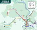 MTR System Map 2008.png