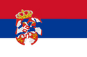 Bandeira de Serbia