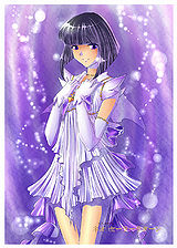 Neo Sailor Saturn by kaminary san.jpg