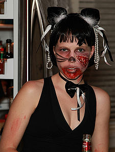 Preteens uncyclopedia the content free encyclopedia for Mirror zombie girl
